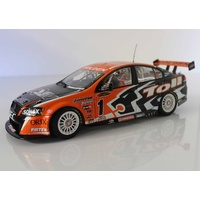 1:18 Holden VE 2007 Toll Signed Rick Kelly