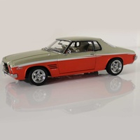 1:18 Holden HQ Monaro GTS Coupe - Orange Tang