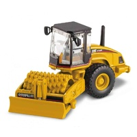1:87 Cat CP-563E Padfoot drum vibratory solid compactor