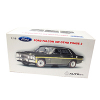 1:18 Ford Falcon XW GTHO Phase 2 Reef Green