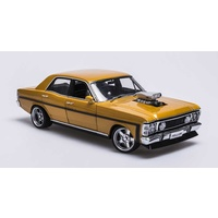 "1:18 Ford XW Falcon Street Machine ""Hellion"" in Gold Rush"