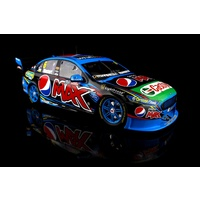1:18 2015 Chaz Mostert Ford FG-X