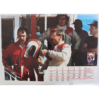Marlboro HDT Calendar - May 1984