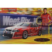 Mark Skaife Holden Racing Team Driver Info Card