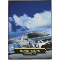 Holden Card Box - Road Cars