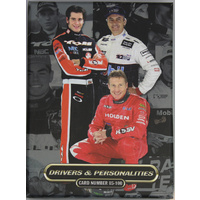 Holden Card Box - Drivers & Personalities