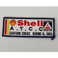 1993 Shell Cloth Patch