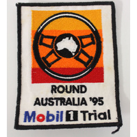 1995 Mobil 1 Trial Cloth Patch
