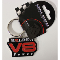 Holden V8 Power Keyring