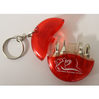 HRT Screw Driver Set Keyring