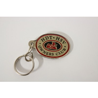 HDT HSV Owners Club Keyring