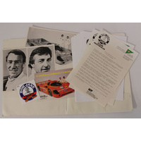 Bob Jane T-Marts 1984 Bathurst Media Release Kit