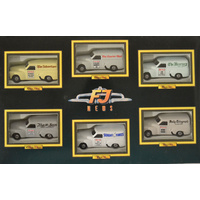1:64 FJ News Model Set