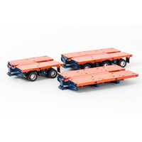 Orange Drake Steerable Trailer Accessory Kit