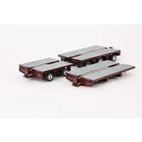 Burgundy Drake Steerable Trailer Accessory Kit