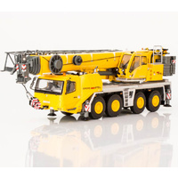 1:50 Grove GMK4115L Truck Crane - Yellow