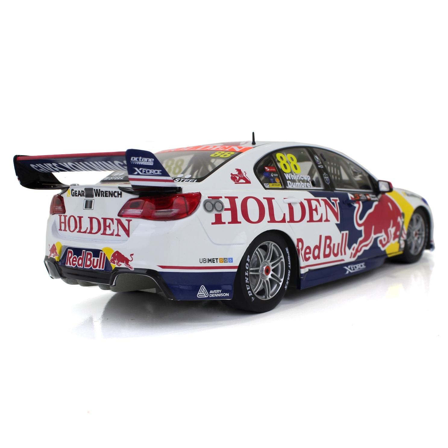 1:18 Whincup & Dumbrell's 2017 Sandown Livery