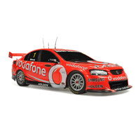 1:43 Jamie Whincup's 2012 VE Commodore