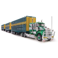 1:64 Livestock Road Train & Extra Dolly - Bagshaws