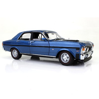 1:18 Ford Falcon XW Phase II GTHO Starlight Blue