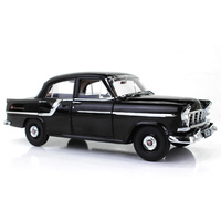 1:18 Holden FC Special - Black with Riff Red and Black Interior