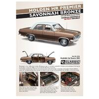 1:18 Holden HR Premier Sedan Savonnah Bronze