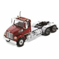 4700 SF Tandem Truck - Metallic Red