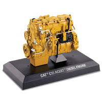 1:12 Cat C15 Acert Diesel Engine