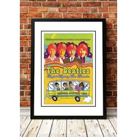 The Beatles 'Magical Mystery Tour' Poster 1967