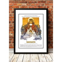 David Bowie 'Labyrinth' Poster 1986