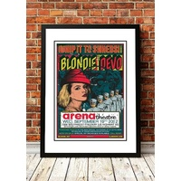 Blondie / Devo 'Whip It to Shreds' Texas, USA 2012