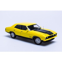 1:18 Ford XB Falcon GT Sedan - Yellow Blaze