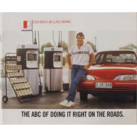 Peter Brock on Class Driving Book