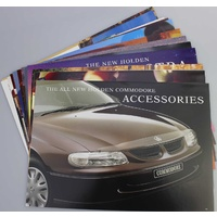 Holden 2000 Car Flyers Pack