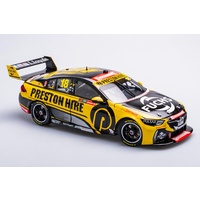 1:18 Lee Holdsworth Preston Hire Racing 2018 Holden ZB Commodore