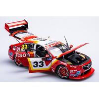 1:18 Garth Tander / Chris Pither Wilson Security Racing 2018 Sandown 500