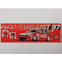 Coca Cola Bathurst 1997 Sticker