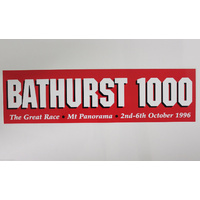 Bathurst 1000 Sticker