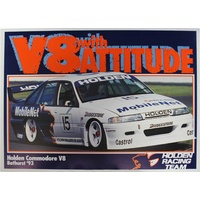 1993 Bathurst HRT Information Card
