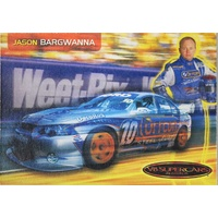 Jason Bargwanna WPS Racing Driver Info Card
