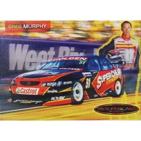 Greg Murphy Paul Weel Racing Driver Info Card