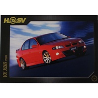 HSV 20th Anniversary Card 87 - 07 No.50