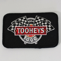Black Bathurst 1000 1994 Cloth Patch
