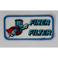 Finer Filter Cloth Patch