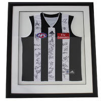Framed Collingwood Magpies Guernsey