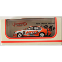 Holden VY Commodore Jason Bright 2004 V8 Supercars Signed 1:64
