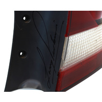Signed Larry Perkins Tail Light