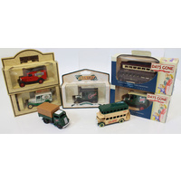 Assortment of Castrol Trucks & Buses