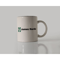 James Hardie Coffee Mug