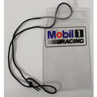 Mobil 1 Racing Lanyard With Neck Strap